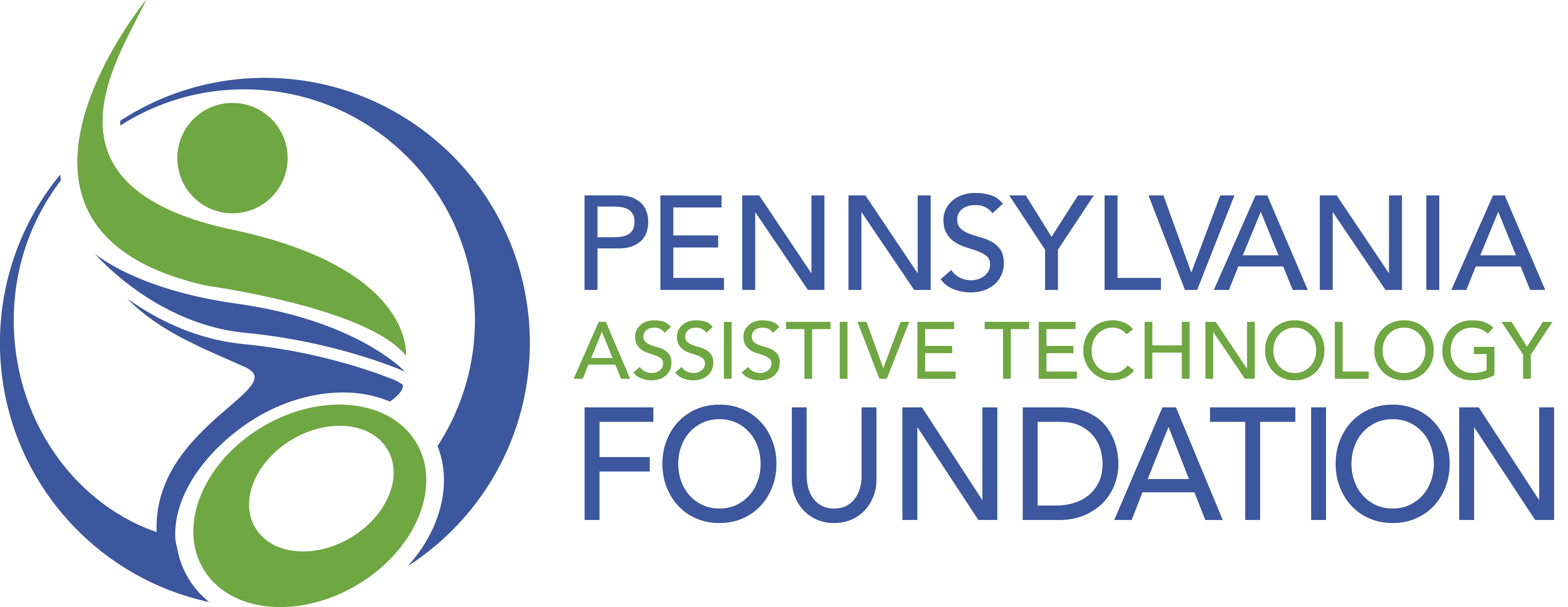Pennsylvania Assistive Technology Foundation (PATF) Logo - Low or no interest loans